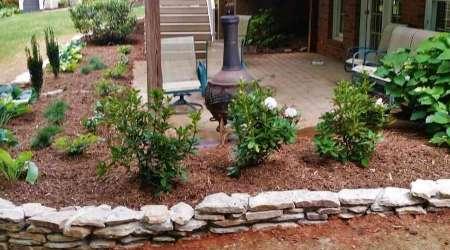 Mulch Installation Services