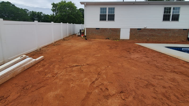 Property Grading and Lot Leveling
